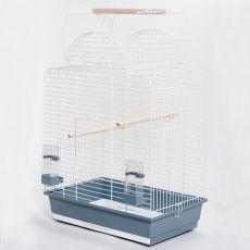 Käfig für Papageien SONIA III Cabrio - 53 x 33 x 80