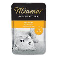 MIAMOR Ragout Royal 100g - Hühnerfleisch