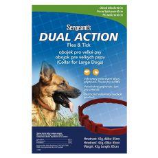 Antiparasit Halsband für große Hunde Sergeant´s - 65cm