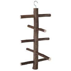 Spielzeug zum Klettern für Vögel, 47 cm