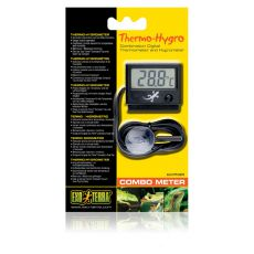 ExoTerra Combo - digitales Thermometer und Hygrometer
