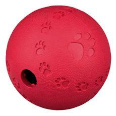Snackball für Hunde - Naturgummi, 9 cm