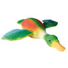 Spielzeug für Hunde - bunte Ente, 30cm