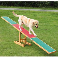 Agility Hürde für Hunde, Wippe 300x34x54cm