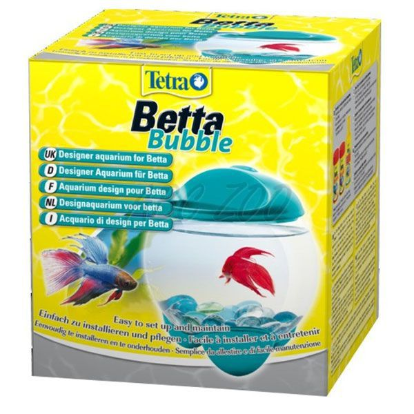 Tetra designer aquarium f r kampffisch kugel 1 8l abc zoo for Kampffisch aquarium
