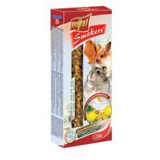 Vitapol Stecken für Nager - Joghurt und Kettenblume, 2 Stk.