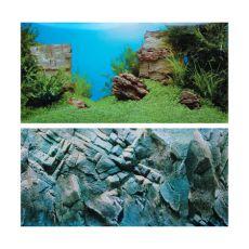 Aquarium Hintergrund AMANO/ROCK L - 100x50cm
