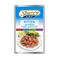 Stuzzy cat Stückchen für Katzenbabys - Hühnerfleisch, 100 g