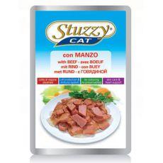 Stuzzy cat Stückchen - Rindfleisch, 100g