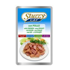 Stuzzy cat Stückchen - Hühnerfleisch, 100g