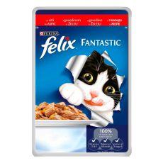 Felix Futter - Rindfleisch in Gelee, 100 g