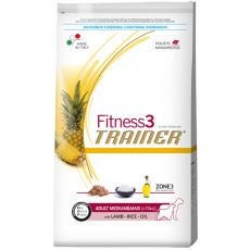 Trainer Fitness3 Adult MEDIUM MAXI - Lamm mit Reis 12,5 kg