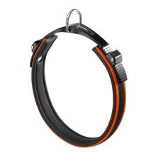 Hundehalsband Ergocomfort - orange, 52 - 60 cm