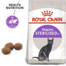 Royal Canin STERILISED 37 - für kastrierte Katzen, 400 g