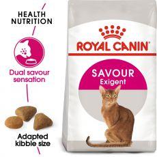 Royal Canin Savour EXIGENT - Futter für heikle Katzen, 10 kg