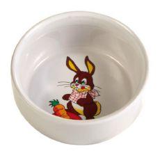 Keramischer Napf für Hasen 300 ml / 11 cm