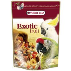 Futter für Papageien Exotic Fruit - exotische Früchte, 600g