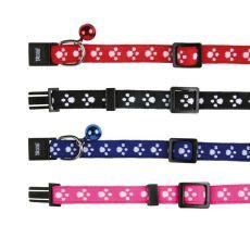 Halsband für Katzen, mit Glöckchen - elastisches