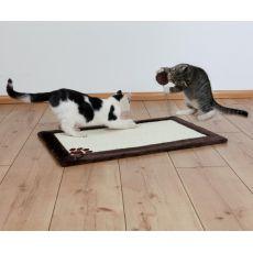 Kratzeisen für Katzen aus dem Sisal und Plüsch - 70x45cm