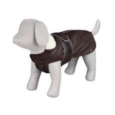 Hundemantel mit Kragen L / 60-85cm