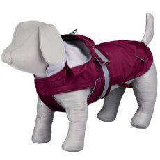 Hundemantel mit Futter M / 36-62cm
