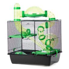 Käfig für Hamster ROCKY + TERRACE