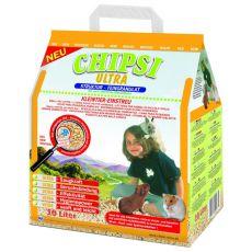 CHIPSI ULTRA - Heimtierstreu für Nager 10L