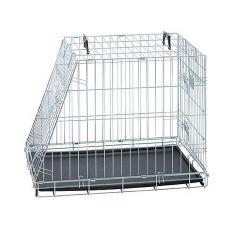 Käfig für Hunde und Katzen Dog Residence MOBILE 91 x 61 x 71 cm