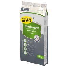 EMINENT Lamm und Reis - 15kg + 3kg GRATIS