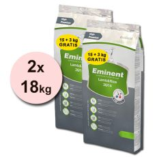EMINENT Lamm und Reis - 2 x 18kg