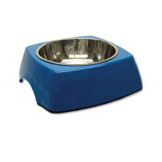 Hundenapf DOG FANTASY, eckig - 0,70L, blau