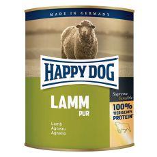 Happy Dog Pur - Lamm 800g