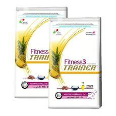 Trainer Fitness3 Adult MEDIUM MAXI - Lamm mit Reis 2 x 12,5 kg