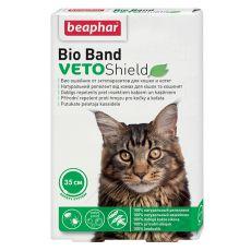 Halsband gegen Insekten für Katzen  Beaphar, naturell - 35cm