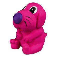 Spielzeug für Hunde - Hund aus Latex, 8 cm