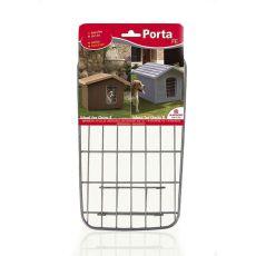 Metalltür porta 3 für Hundehütte - 37,5 x 21,5 cm