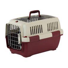 Transportbox für Hunde und Katzen bis 15 kg - Clipper 2 ARAN