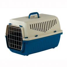 Transportbox SKIPPER 2 F bis 15 kg - blau, 55 x 36 x 33 cm