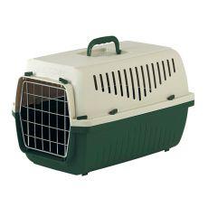 Transportbox SKIPPER 2 F bis 15 kg - grün, 55 x 36 x 33 cm