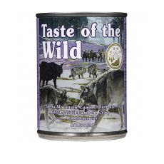 TASTE OF THE WILD Sierra Mountain Canine - Dose, 390g
