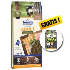 Bosch ADULT Geflügel und Hirse 15kg + 3kg GRATIS