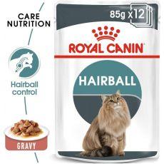 Royal Canin HAIRBALL CARE - in Soße 12 x 85 g