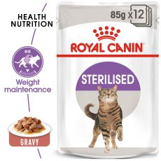 Royal Canin STERILISED 12 x 85 g - Beutel